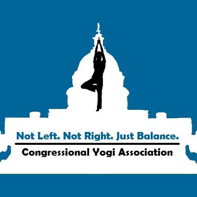 (Courtesy Congressional Yogi Association)