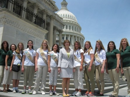 Photo courtesy of the Office of Rep. Kathy Castor