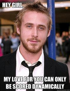 Paul Ryan Gosling dynamic scoring