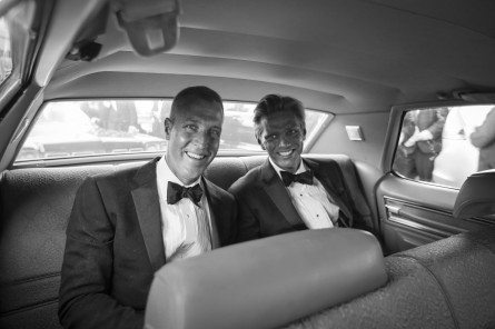 Rep. Sean Maloney, D-N.Y. married his longtime partner Randy Florke on Saturday, June 21st. | Photo courtesy Rep. Maloney's office.