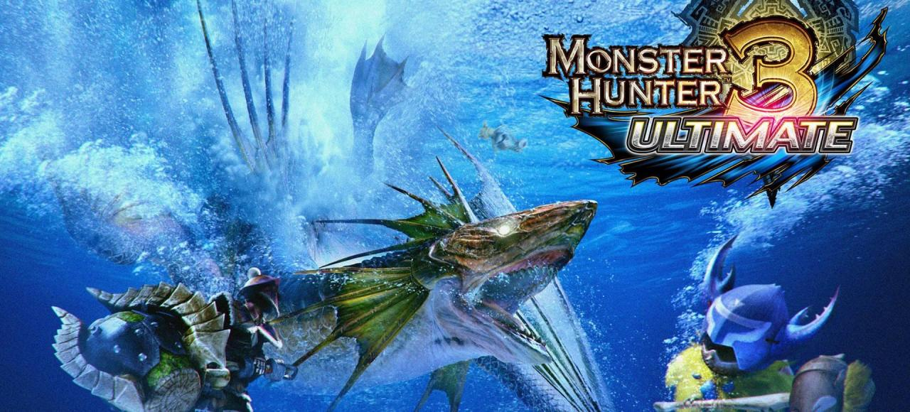 Monster Hunter 3 Ultimate - Đánh Giá Game