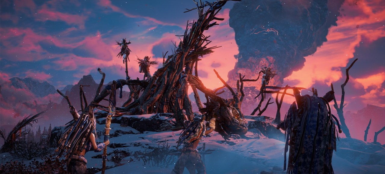 Horizon Zero Dawn: The Frozen Wilds - Đánh Giá Game