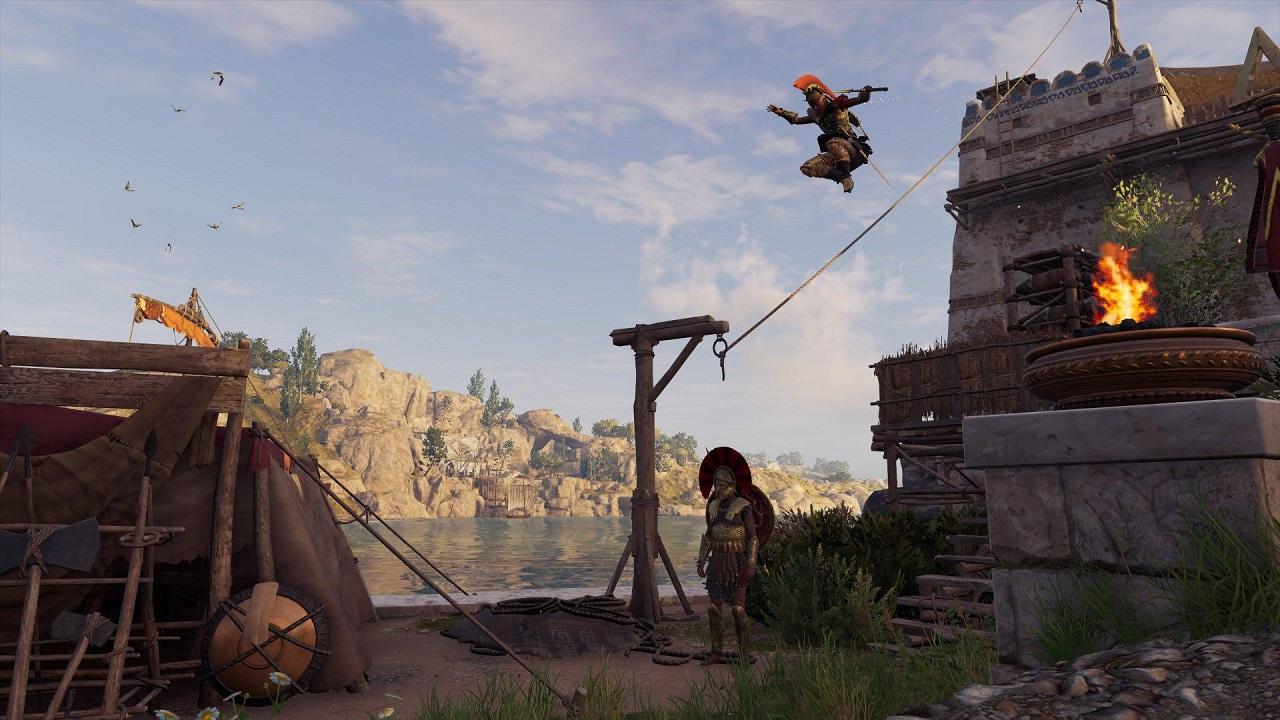 Assassin's Creed Odyssey - Đánh Giá Game