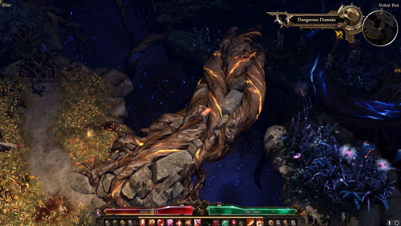 Grim Dawn: Forgotten Gods