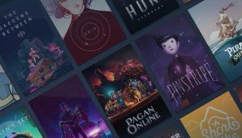 Steam chính thức ra mắt thiết kế giao diện thư viện game mới