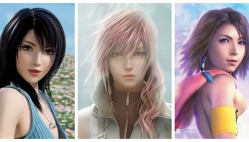 Hoa Hậu Final Fantasy