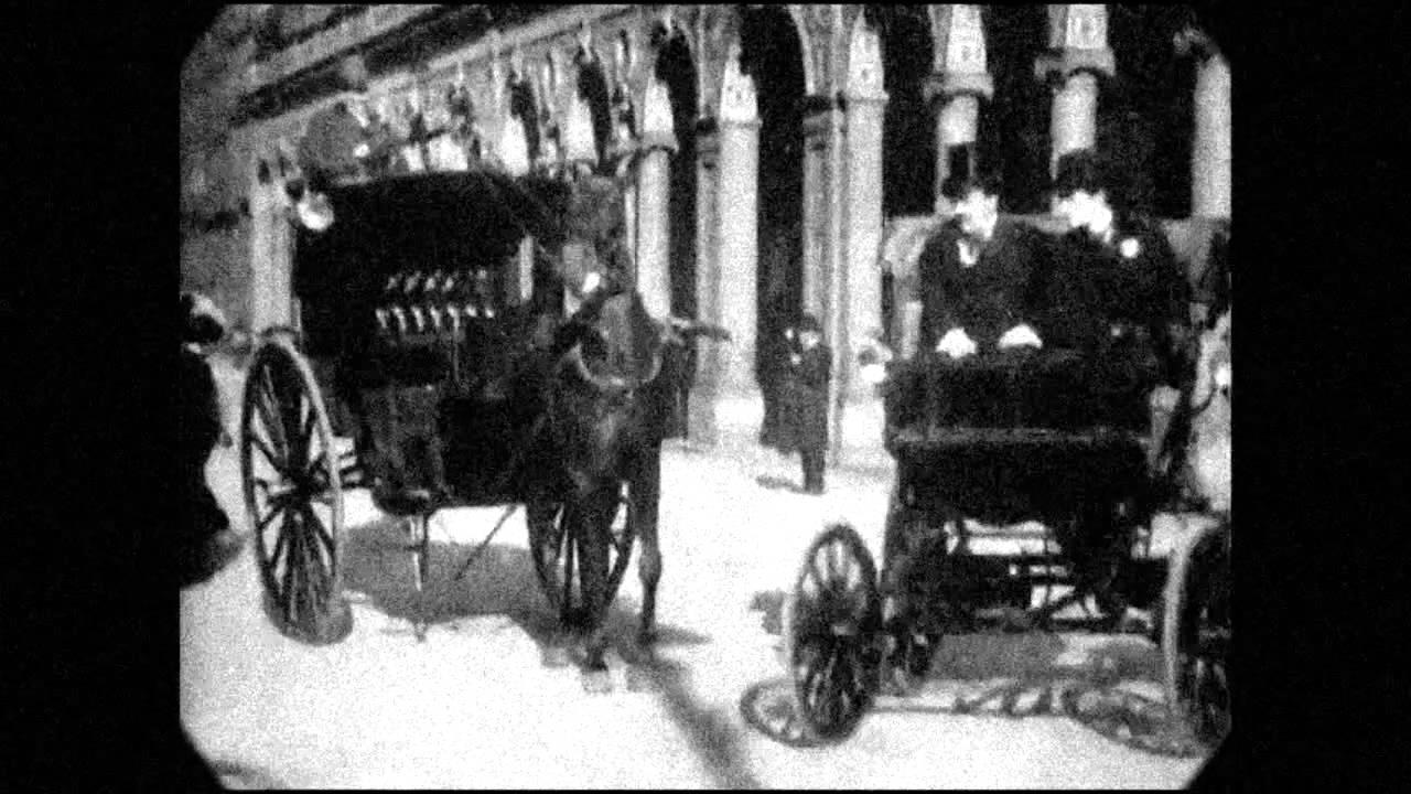 Incredible Vintage Film Of New York City Street Scenes