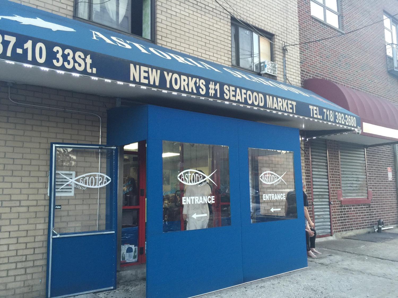 Greek Seafood Restaurant Nyc