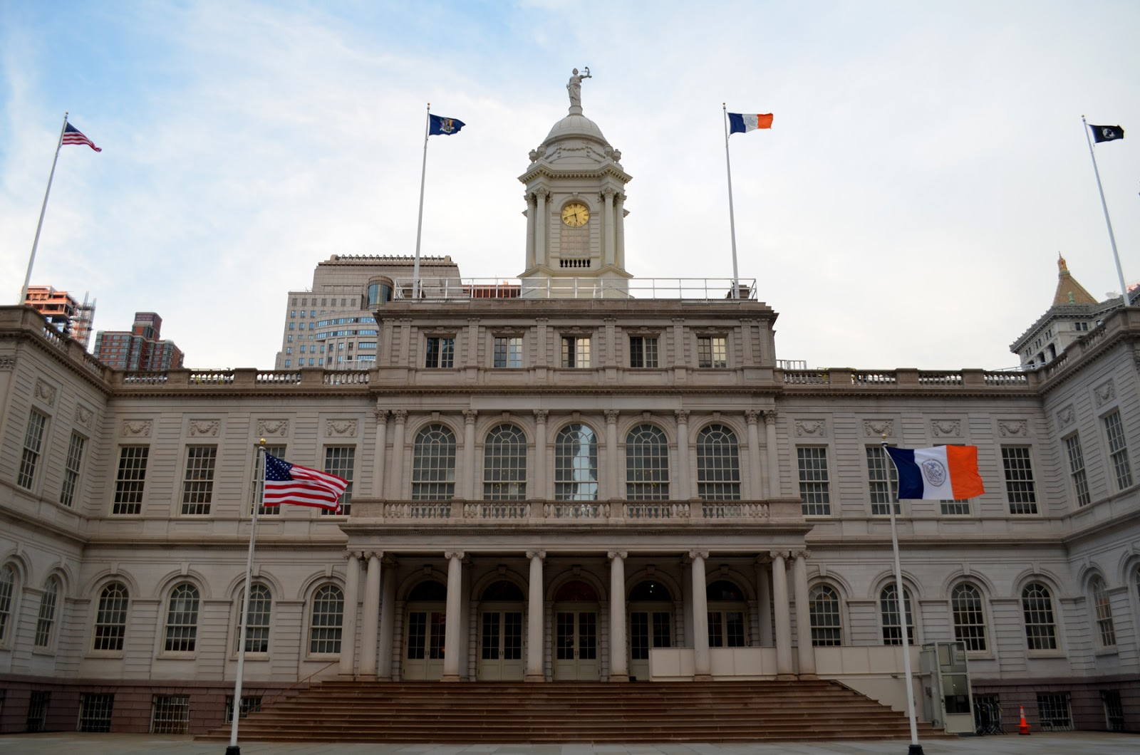 New York City Hall Is The Nation S Longest Continually