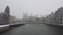 好大雪...