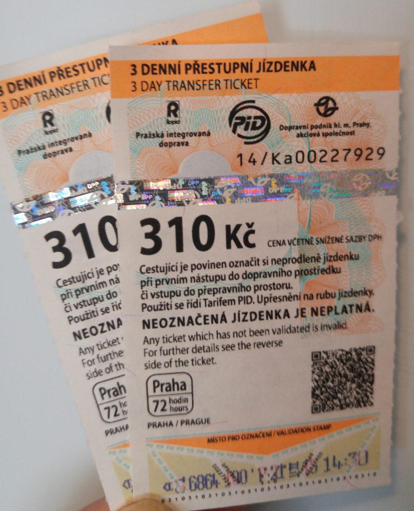三日(72小時) 交通通行證