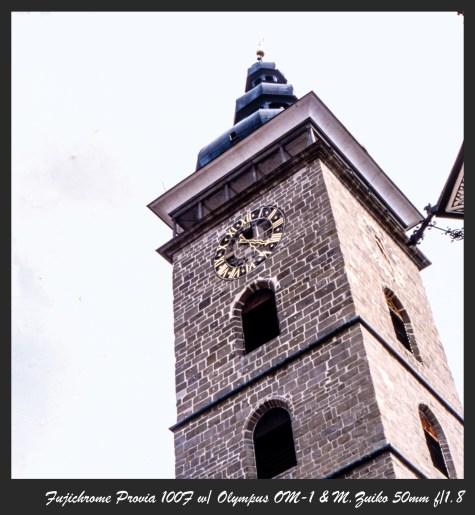 Rozhledna Černá věž (鐘樓)