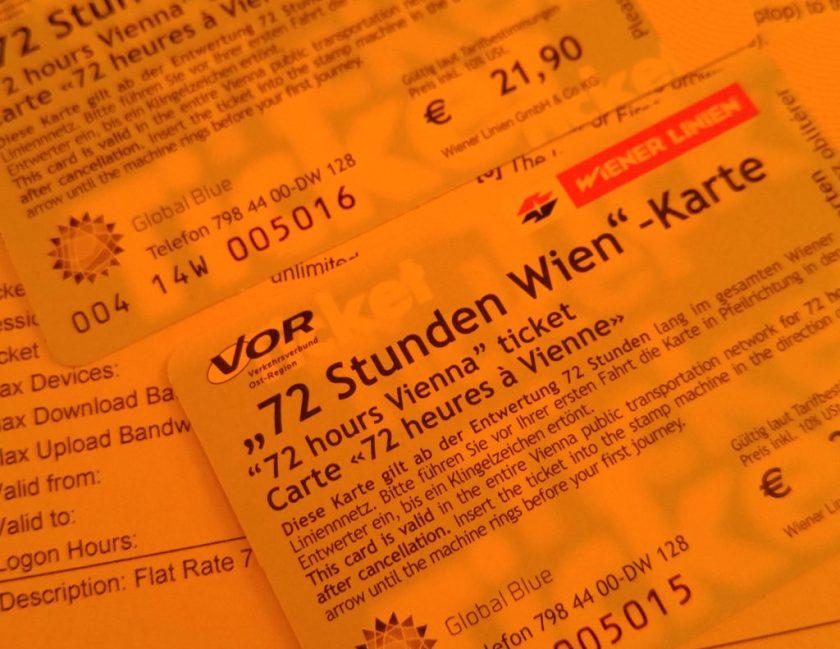 Vienna Card
