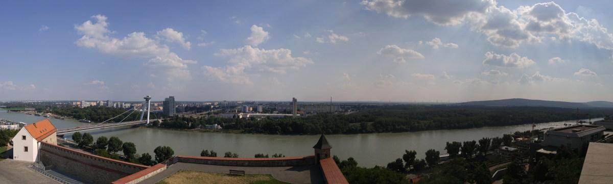 東歐四國 (十五) – Bratislava 一天遊