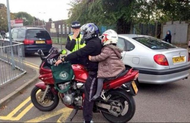 How To Ride With A Pillion Visordown