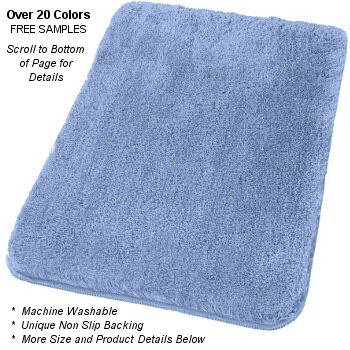 relax : plush bath rugs, extra large bathroom rugs