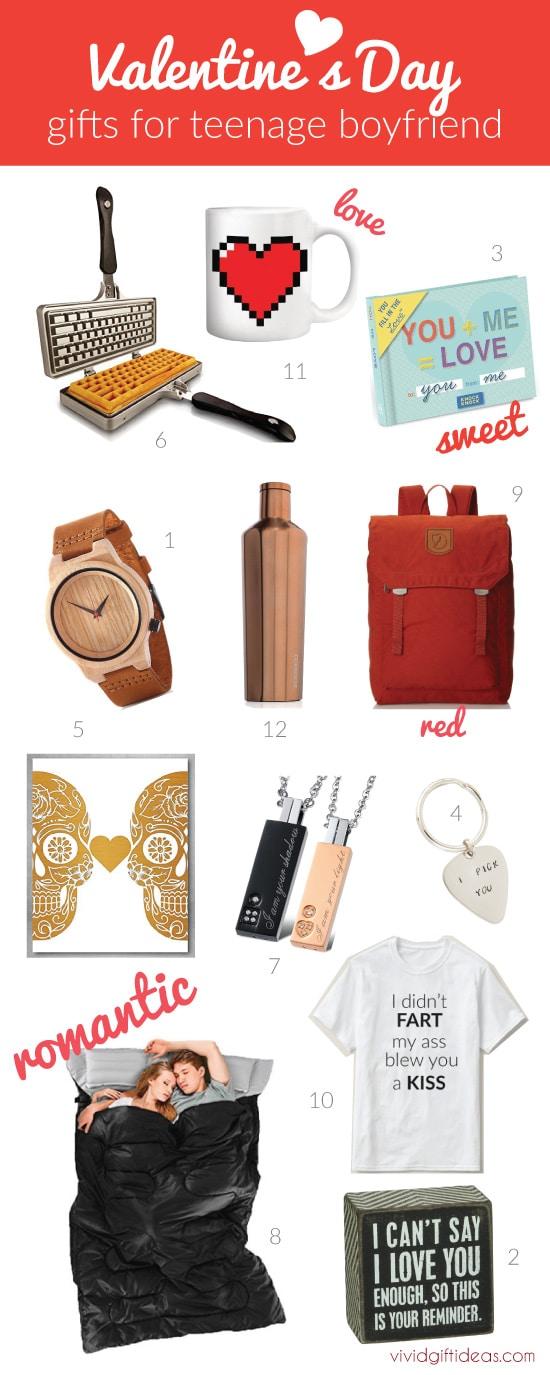 Best Valentines Day Gift Ideas For Teen Boyfriend Vivids