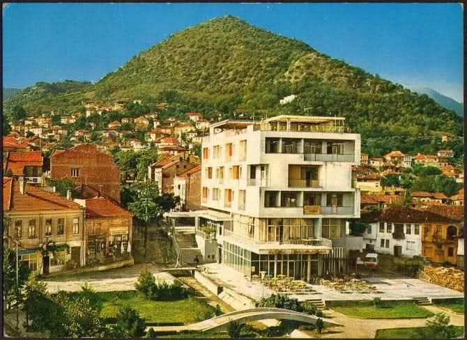 Hotel Esperanto, Strumica.