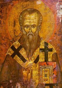 Saint Clement of Ohrid.