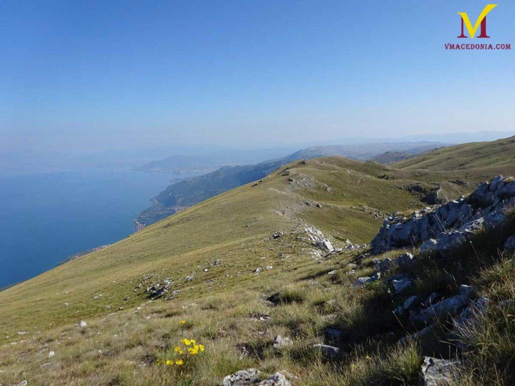 Galicica National Park.
