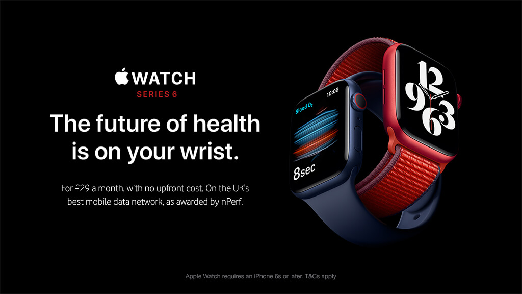 Smart Watches – iOS and Android Smartwatches and Wearables | Vodafone