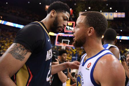NBA Preview: New Orleans Pelicans To Face Supreme Litmus Test Versus  Hot-shooting Golden State Warriors In Primetime - The Bird Writes