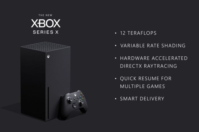 Xbox Series X official specs: AMD CPU, 12 teraflop GPU, SSD, and ...