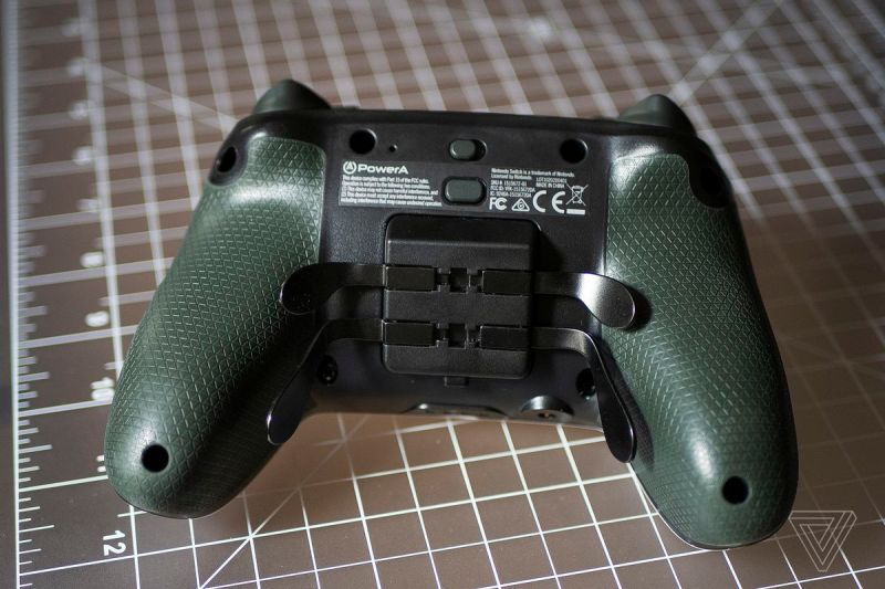 Controller PowerA Fusion Pro per Nintendo Switch