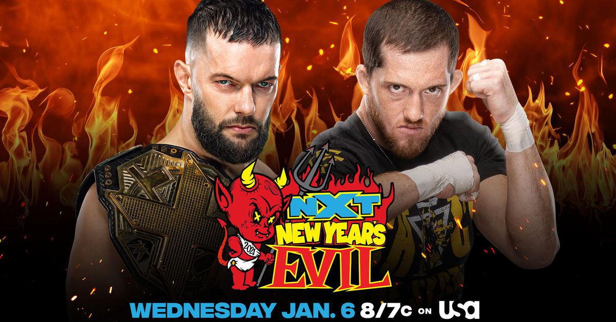 WWE NXT results, live blog (Jan. 6, 2021): New Year's Evil