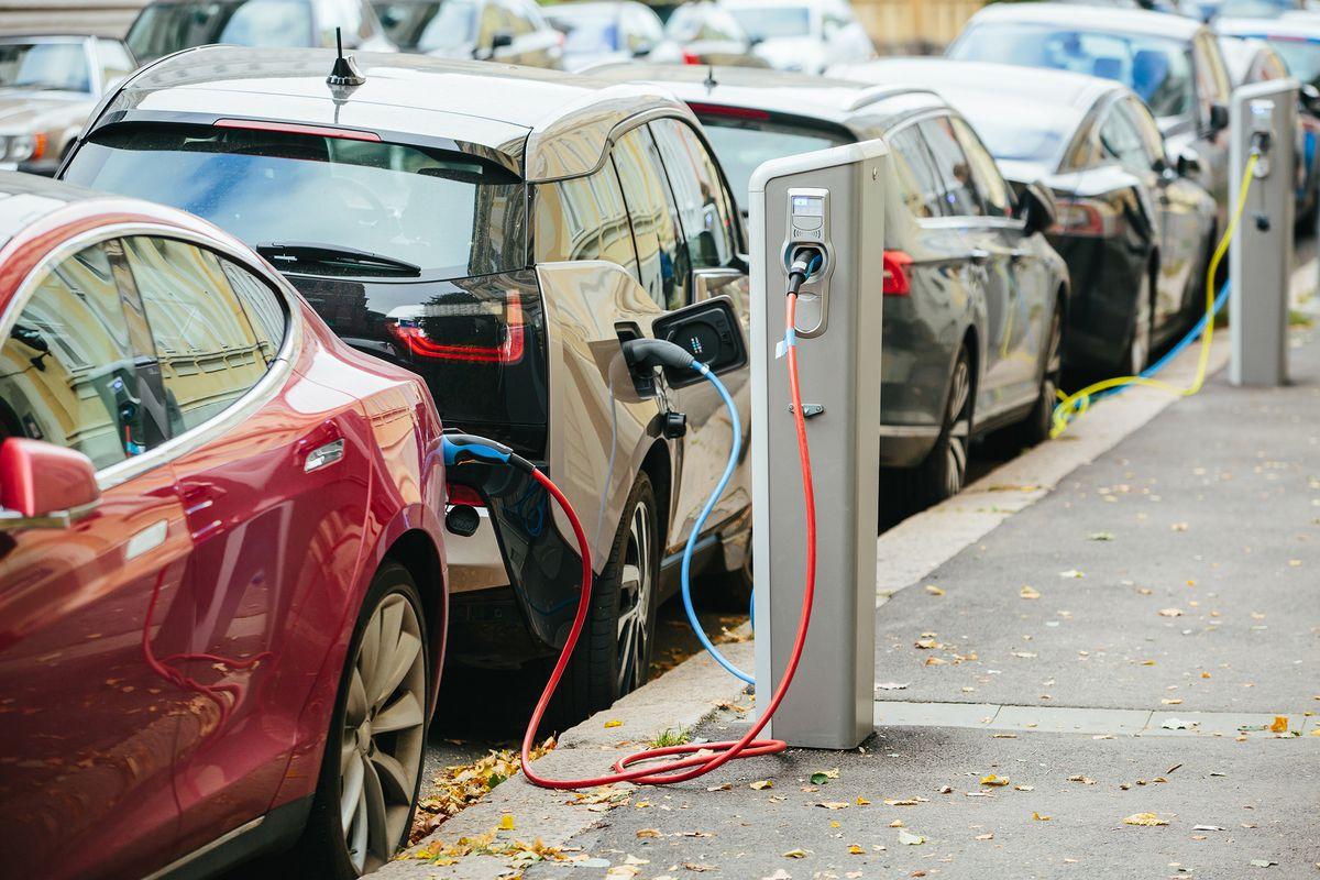 EVs, charging