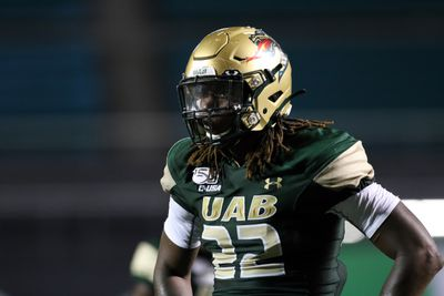 COLLEGE FOOTBALL: AUG 29 Alabama State at UAB