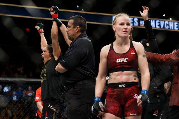 Shevchenko Still Pissed About Controversial Loss To Nunes - MMAmania.com