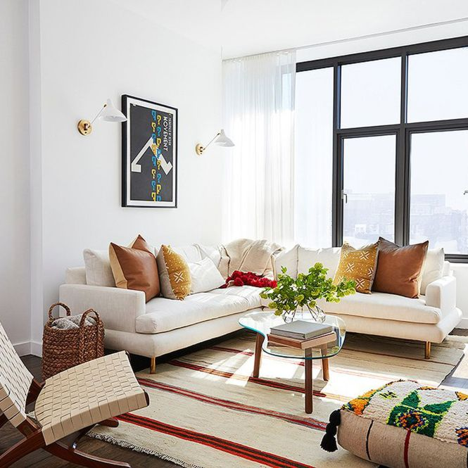 Newly Furnished New York Apartment