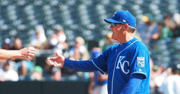 Royals manager Ned Yost announces retirement effective at the end of the 2019 season