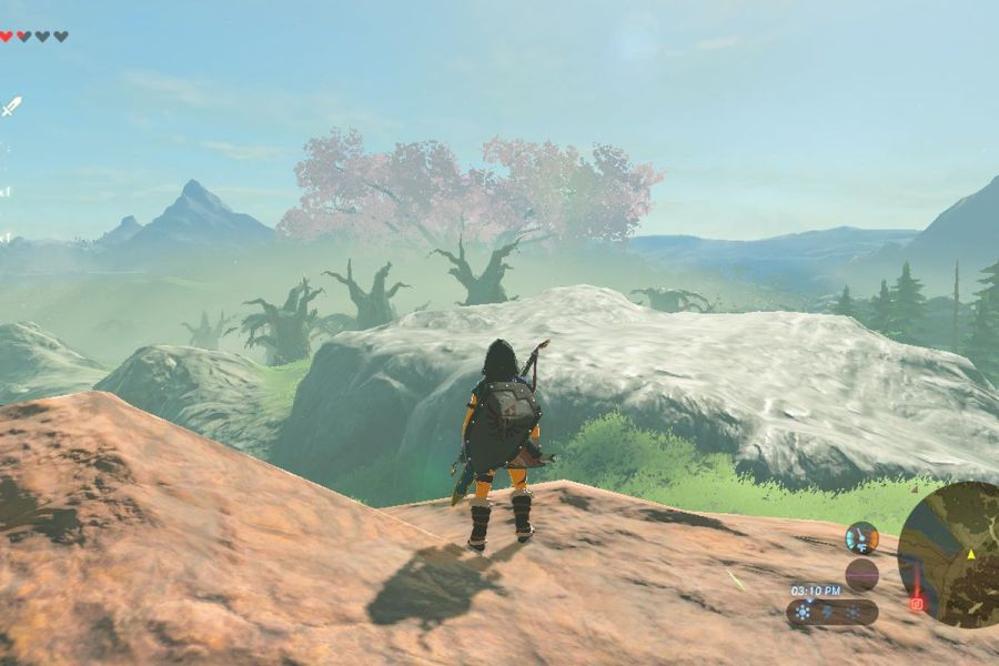 Zelda producer hints at more open world games to come   Polygon Nintendo via Polygon