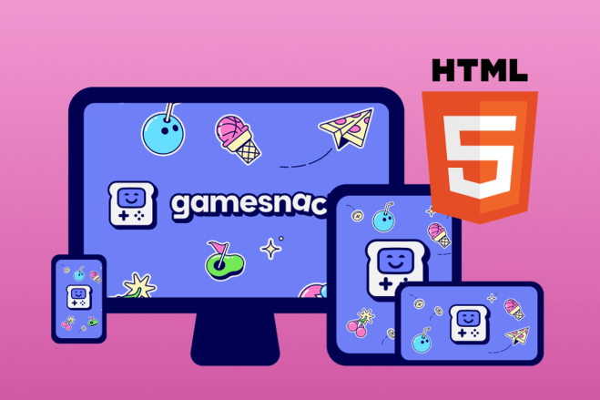 illustration_gs_are___web_based.0 GameSnacks are Google's new HTML5 games designed for bad internet connections | The Verge