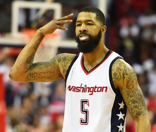 Markieff Morris Proved His Worth But Still Has Plenty Of Room For