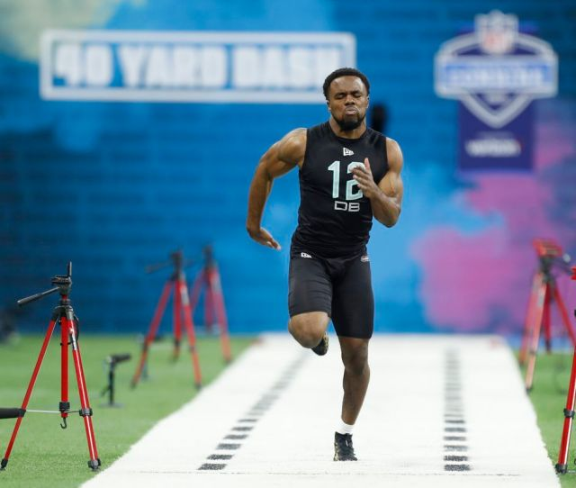 Nfl Combine Results  Winners And  Losers From Dbs On Bench