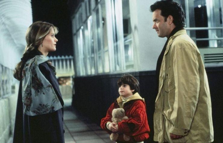 Meg Ryan y Tom Hanks en insomnio en Seattle