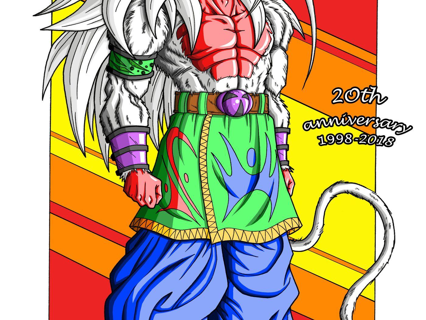 How A Super Saiyan 5 Fan Art Hoax Transformed The Dragon Ball Franchise Polygon