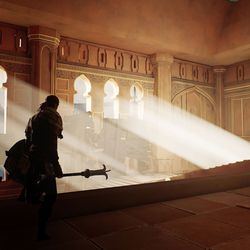 Ashen An Action RPG Inspired By Journey And Dark Souls