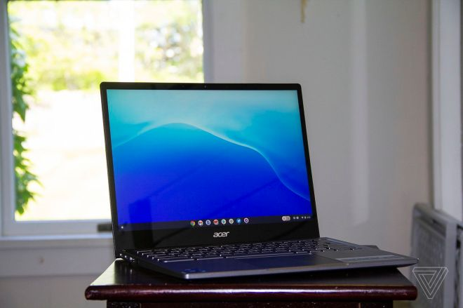mchin_20190815_4597_0002.0 Acer's Chromebook Spin 713 is on sale for $619 at Best Buy | The Verge