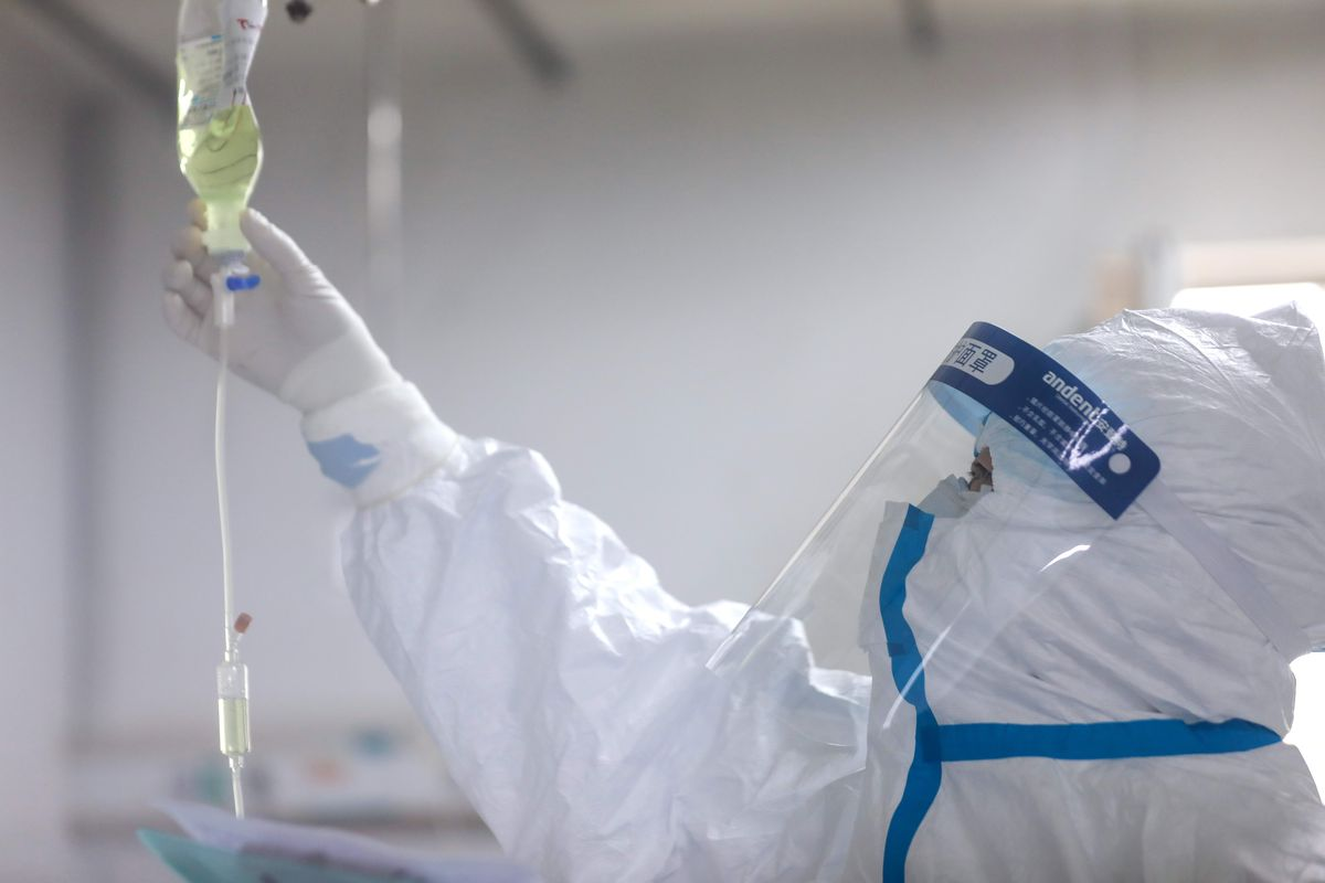 COVID-19: WHO recommends appropriate use of PPE for health workers