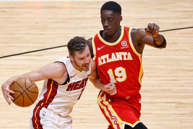 GAME PREVIEW: Miami Heat aim for four straight wins when they visit the Atlanta  Hawks tonight - Hot Hot Hoops