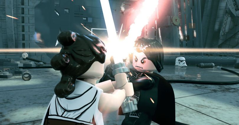 The ultimate Lego Star Wars game has been delayed again, indefinitely, and that's OK