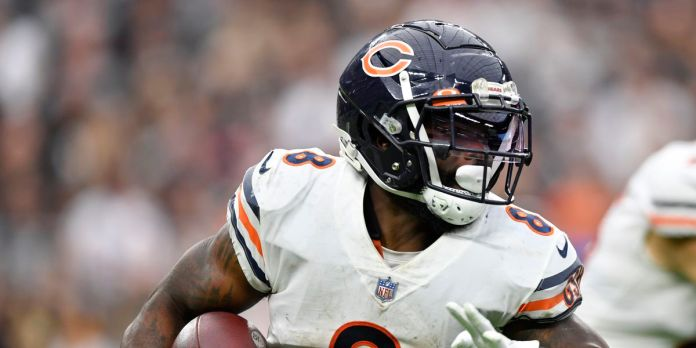 Watch Bears put RB Damien Williams on reserve/COVID-19 record – COVID-19 News