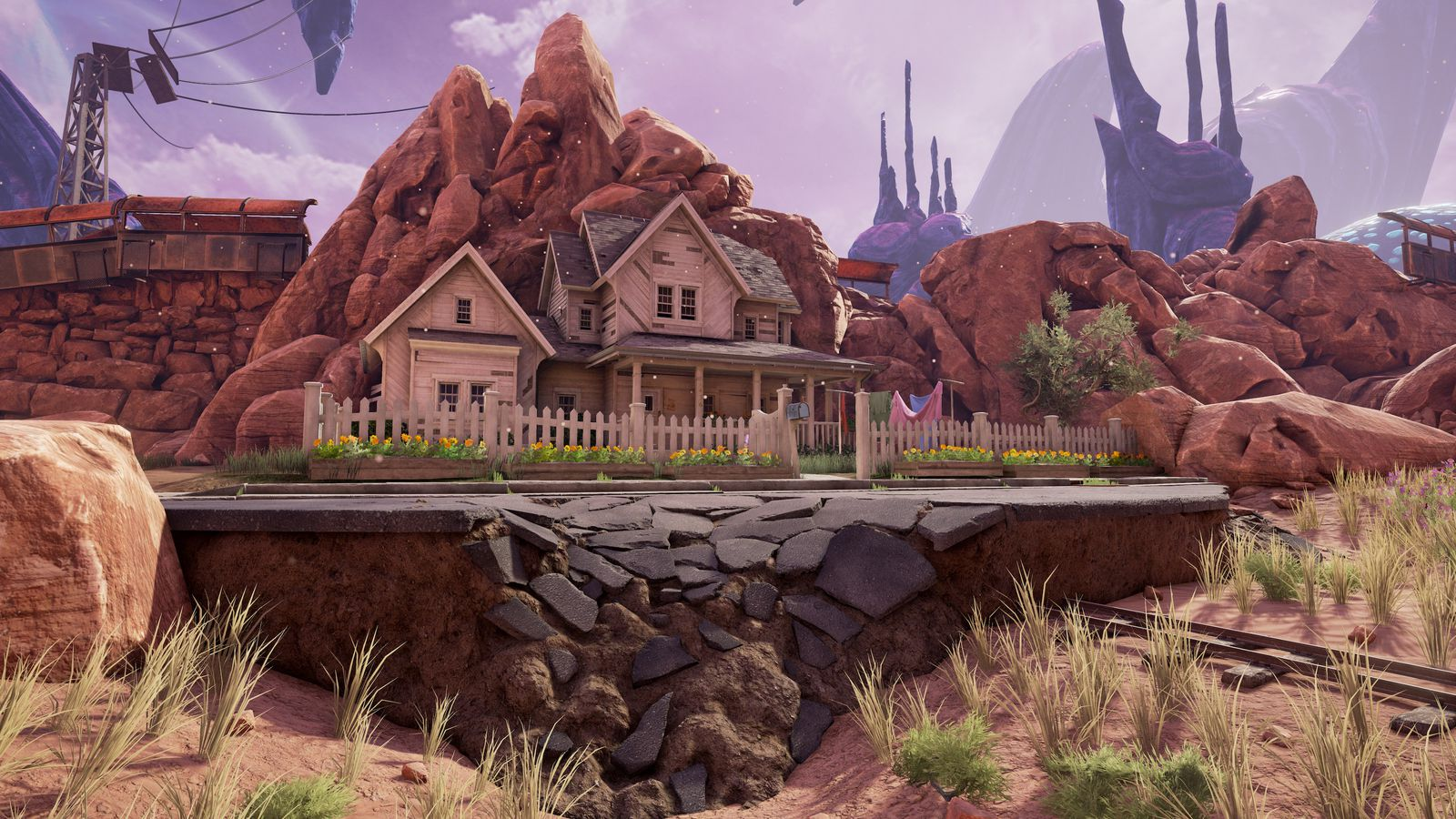 Obduction Is A Beautiful Virtual World That Shows The Limits Of VR The Verge