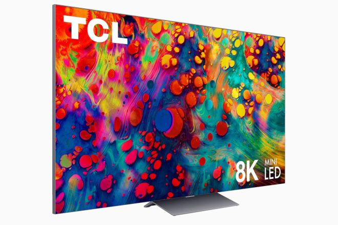 TCL8K.0 CES Day 1: TCL takes its shot and Intel hunkers down | The Verge