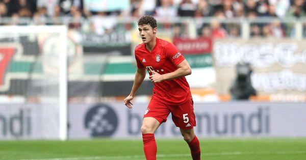 Benjamin Pavard: Bayern Munich