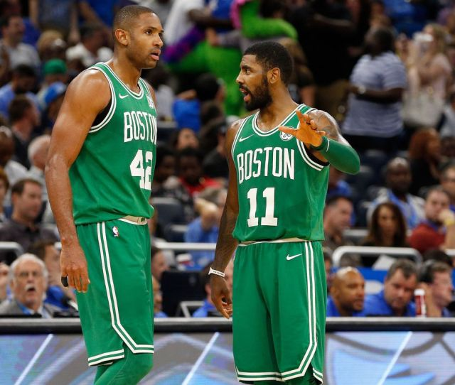 Kim Klement Usa Today Sports The Boston Celtics Announced That Star Big Man Al Horford Will